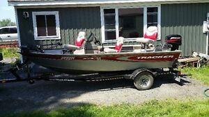 Boat, Motor &  Trailer