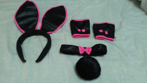 Playboy Bunny costume accessories