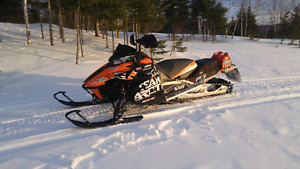 Condition showroom arctic cat m1100 turbo proclimb 2012