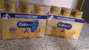 Enfamil A+ ready to use