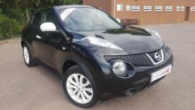 Nissan Juke 1.6 16v ( 115bhp ) Ministry of Sound Petrol **Finance Arranged**