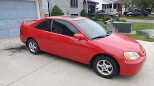 2001 Honda Civic Si Certified and Etested
