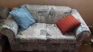 Couch, love seat and chair set Cornwall Ontario image 3