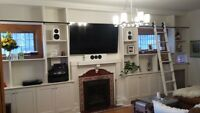 Custom Cabinets and Built-ins