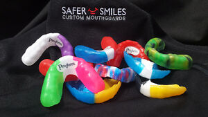Custom sports mouthguards