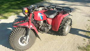 Honda 1984 Big Red