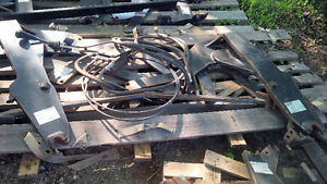 SUBFRAME FOR MASSEY TRACTOR