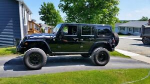 """Jeep Wrangler """"X"""" Unlimited - 2015"""