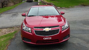 2014 Chevrolet Cruze 2LT Berline