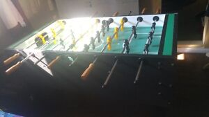 TABLE SOCCER GAME