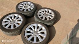 "Audi A1 16"" Alloy Wheels Used"