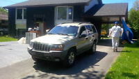 1999 Jeep Grand Cherokee Laredo SUV, Crossover