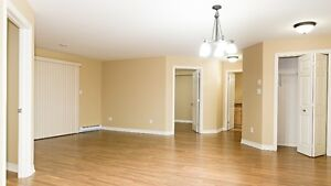 Large open concept unit in very quiet building - Shediac, NB