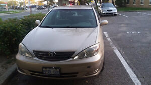 2002 Toyota Camry LE Sedan **New Front Tires**