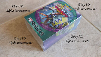 Sun & Moon Guardians Rising Prerelease Kit Box Pokemon TCG Factory Sealed (Pokemon Kit)