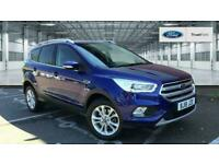 2018 Ford Kuga Ford KUGA Titanium 1.5L TDCi 120PS 2WD with Appearance Pack Manua