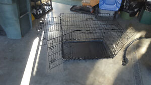 Dog crate great condition!