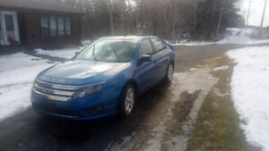2011 FORD FUSION MUST GO