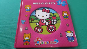 Hello Kitty Puzzle Book
