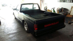 TOO MANY PROJECTS - 1987 CHEVROLET S10