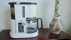 Toshiba My Cafe Mill and Drip coffee maker