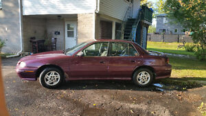 1996 Pontiac Grand Am SE Berline