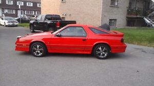 Chrysler daytona 1990 V6 3 litres automatique