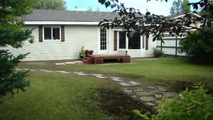 Green  Gables bungalow Chetwynd