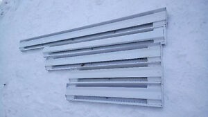 ELECTRIC BASEBOARD HEATERS, WALL HEATERS, RADIATORS