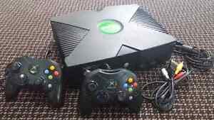 Orginal Xbox For Sale!