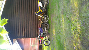 Wanted Rm125 parts