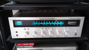 Vintage 1970s marantz receiver for sale/trade for games