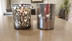 Fireside Chocolate fragranced candles