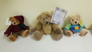 Russ Bears - Excellent Condition; Tags Still on