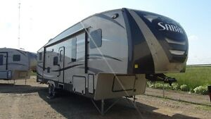BRAND NEW 2015 SABRE 34TBOK!  SAVE $7700