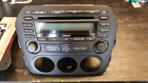 2006-2015 MX5 Bose Stereo with Amp