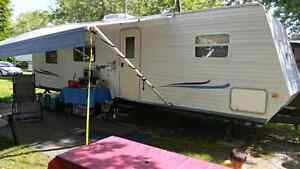 ĢREAT DEAL FOR TRAILER ,GOLF CART,SHED AND SEASON PAID FOR!