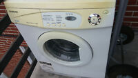 Mini laveuse/washer samsung 24""