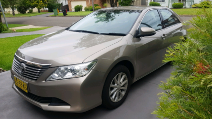 2014 TOYOTA AURION ATX BRONZE BOOKS REGESTERED LOVELY CAR Revesby Bankstown Area Preview