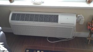 PTAC heater airconditioner