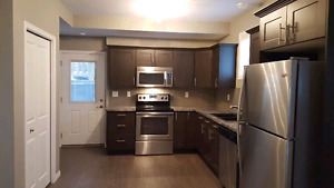Newer, bright and open lower suite in Ryders Ridge Sylvan Lake