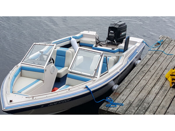 Used 1989 Thunder Craft Boats Not sure of model