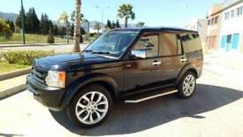 2006 RHD not LHD Land Rover Discovery 3 2.7TD V6 ( 7st ) auto