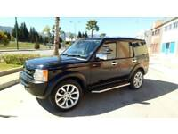 2006 RHD not LHD Land Rover Discovery 3 2.7TD V6 ( 7st ) auto SPANISH Registerd