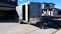 14 foot stealth nose Carmack trailer