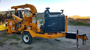 "2014 Carlton 12"" Woodchipper"