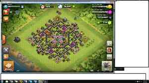 Clash Of Clans Account TH9 OBO 125 obo