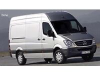Tata man and a van