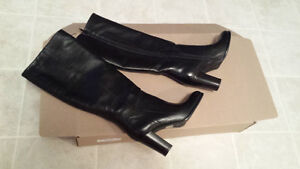 Ladies leather boots for sale