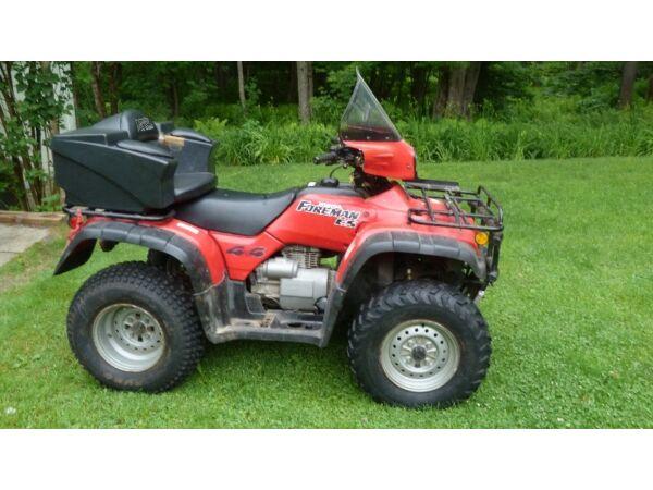 Used 1999 Honda foreman trx 450